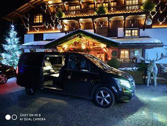 Chauffeur Privé pour vos déplacements professionnels à Genève