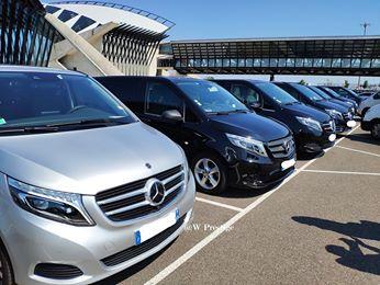 Choisir un chauffeur privé VTC pour se rendre à l'aéroport à Lyon